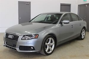 2010 Audi A4 2.0T Premium - Nav| Backup Cam| One owner|Low Kms