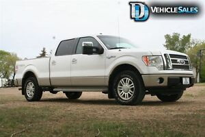 2010 Ford F-150 KING RANCH, 5.4L, LEATHER, LOADED
