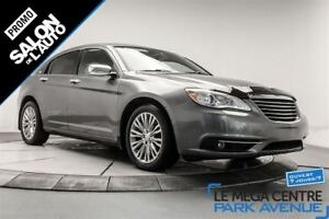 2013 Chrysler 200 Limited, NAV, CUIR, TOIT