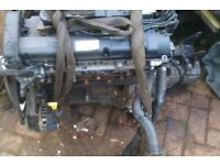 2.0l petrol engine/gearbox removed from 2007 Hyundai SIII