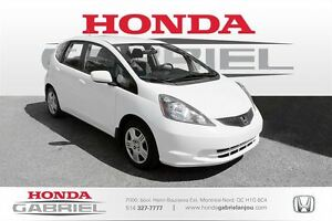2014 Honda Fit LX MT