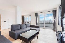 3BED 3BATH,17th Floor Duplex,£4333PCM Excluding Bills,Parking,1395SqFt,Elephants Park SE17-SA
