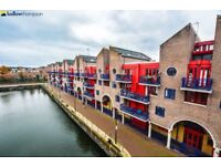 VERY SPACIOUS 2 BED 2 BATH SPLIT LEVEL APARTMENT OVERLOOKING SHADWELL BASIN!