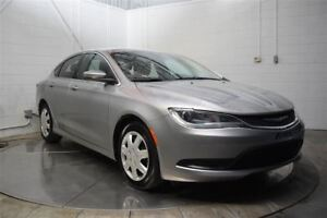 2015 Chrysler 200 LX A/C