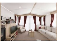 STATIC CARAVAN FOR SALE IN SCOTLAND , AYRSHIRE , NEAR GLASGOW , IRVINE , AYR , DUMFRIES & GALLOWAY