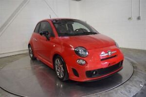 2013 Fiat 500 ABARTH TURBO CUIR A/C MAGS