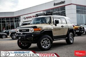 2013 Toyota FJ Cruiser Urban Package