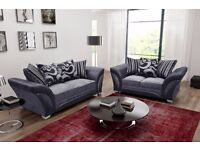 "''HIGH QUALITY'' -- SHANNON 3 + 2 SEATER or CORNER SOFA -- ""ORDER NOW"""