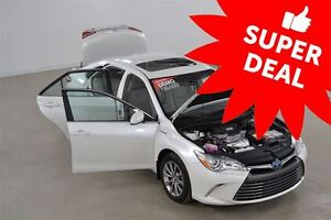 2017 Toyota Camry XLE Hybrid XSE V6 (Démonstrateur)