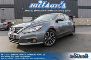 2016 Nissan Altima 2.5 SV SUNROOF! BLIND SPOT MONITOR! REAR CAME