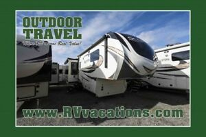 2018 GRAND DESIGN Solitude 310GK 4 Season 5th Wheel