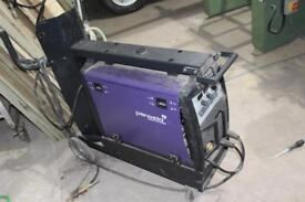 Parweld Mig welder. (Bought for one job - rarely used)