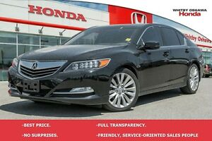 2014 Acura RLX Leather Roof Naviagtion Technology Package