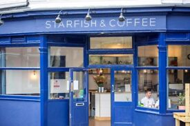 Part time brunch chef wanted for busy Brighton cafe