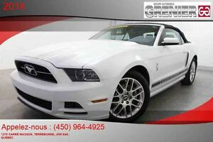 2014 Ford MUSTANG V6 Premium *DÉCAPOTABLE + CUIR + MAGS*
