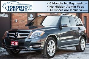 2015 Mercedes-Benz GLK-Class NAVIGATION+CAMERA+PANORAMIC ROOF+NO