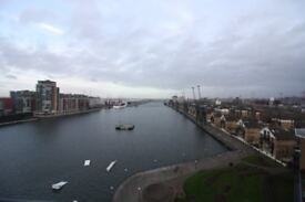 VACANT 2 BED - RIVER VIEW - Western Beach Apartments E16 ROYAL VICTORIA CANNING TOWN EXCEL DOCKLANDS