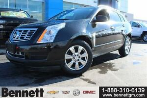2014 Cadillac SRX Luxury -AWD, Sunroof with Forward Collision +