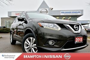 2015 Nissan Rogue SV 7 Pass With Navigation And Pano Roof