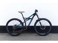 Specialized enduro comp full suspension ( full service ) 17 inches