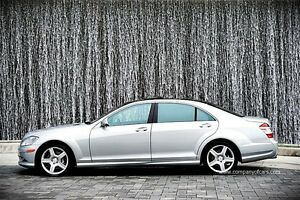 2007 Mercedes-Benz S-Class S550 Long Wheel Base