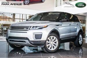 2016 Land Rover Range Rover Evoque SE | 166$ par semaine ! *Cert