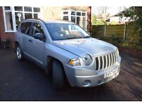 Jeep Compass 2.4 Limited Station Wagon CVT 4x4 5dr LOW MILEAGE; PREMIUM OPTIONS