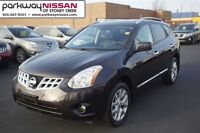 2012 Nissan Rogue SL WITH LEATHER   MOONROOF   NAV
