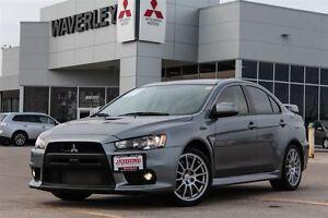 2012 Mitsubishi LANCER EVOLUTION GSR/S-AWC/291HP W/Turbo