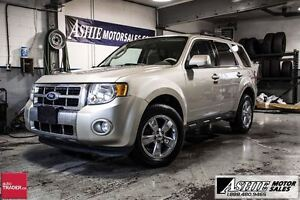 2011 Ford Escape LIMITED! 4x4! V6!