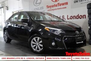 2016 Toyota Corolla SINGLE OWNER S HEATED SEATS BACKUP CAMERA