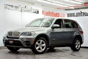 2011 BMW X5 xDrive35d*7 PASSAGERS*XENON*TOIT PANO*
