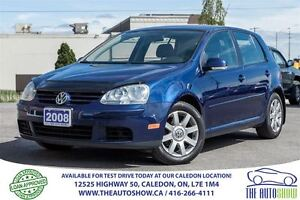 2008 Volkswagen Rabbit 5-Door Trendline