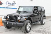 2013 Jeep WRANGLER UNLIMITED SAHARA 2TO