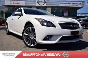 2012 Infiniti G37X Sport *Navigation,Leather,Rear View Monitor*