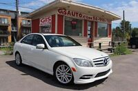 2011 Mercedes-Benz C-Class C250 4MATIC SPORT PACKAGE