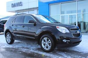 2010 Chevrolet Equinox LT All Wheel Drive with Leather