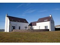 Stunning holiday rental in Malin Head - newly listed so dates still available this summer.
