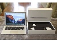 MACBOOK AIR 13 INCH 1.3-2.6Ghz i5, 4-8GB RAM, FLASH SSD, OFFICE 2016, ADOBE, LOGIC, FINAL CUT