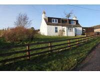 3 bedroom Farmhouse for rent near Dingwall