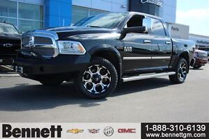 2015 Ram 1500 Diesel Laramie - 1 of a kind loaded truck