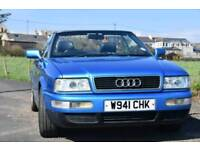 Classic Audi Cabriolet Final Edition
