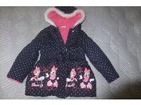 Minnie winter coat
