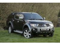 2007 Mitsubishi L200 Diamond Edition 2.5d Auto