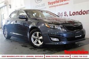 2014 Kia Optima LOW MILEAGE SINGLE OWNER LX REMOTE START