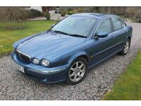 Beautiful JAGUAR X-Type with full service history