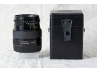 Bronica SQA 110mm Macro PS Lens