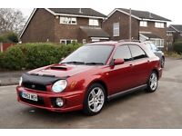 Subaru Impreza WRX 2.0 TURBO VERY CLEAN 14YR OLD - Drives very good not abused--£2600 Quick sale!!!