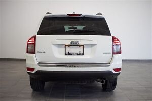 2014 Jeep Compass 4x4 Limited Limited | White | 4x4 | London Ontario image 4