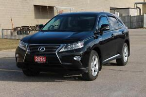 2014 Lexus RX 350 Base ONLY 58K   Accident-FREE   Back-Up Camera